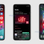 """Screenshots of iOS 13 have leaked to the network: a dark theme, a new application """"Notes"""" and much more"""
