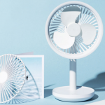 Xiaomi showed a desktop fan with up to 12 hours autonomy, a USB-C port and a $ 14 price tag
