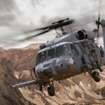 See how the Sikorsky HH-60W combat rescue helicopter makes the first flight