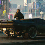 The Smart Cars in Cyberpunk 2077 will behave like a Roach from Witcher 3