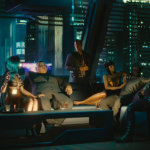 Geralt never dreamed of it: CD Projekt told about love relationships in Cyberpunk 2077