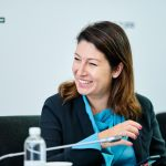 Anna Serebryanikova, MegaFon - on open data, creating legislation in big data and conditions for Russia's breakthrough