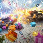 "Wargaming gives ""atomic tanks"" in honor of the fifth anniversary of World of Tanks: Blitz"