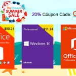 URcdkey Summer Sale: Windows 10 Pro for $ 11 and other promotions