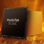 The world's first MediaTek processor with integrated 5G Helio M70