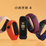 Xiaomi Mi Band 4: AMOLED Color Display, Heartbeat Sensor, Water Protection, NFC and Price Tag from $ 25