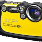 Getting ready for the holidays: Fujifilm FinePix XP200 secure digital camera