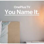 The first OnePlus TV will be presented very soon.