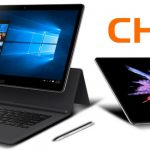 New Chinese brands: Chuwi - tablets, laptops and mini PCs