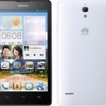 The first press photo of a 5-inch Huawei Ascend G700 with 4-core MediaTek MT6589