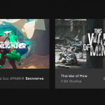 Moonlighter and This War Of Mine are giving away for free at the Epic Games Store. Next for Honor