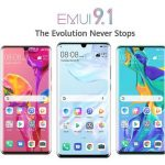 Huawei and Honor have updated 5 more smartphones to EMUI 9.1