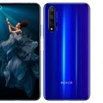 Honor 20 в Україні: названа ціна і дата старту продажів смартфона