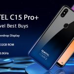 OUKITEL C15 Pro +: even more memory and a price tag of $ 75