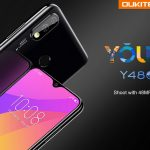 OUKITEL Y4800 with a 48 MP camera at a special price - soon