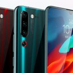 Lenovo has updated the flagship Z6 Pro: improved camera and added navigation system U-Touch