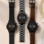 Fossil Gen 5: smart watch with Snapdragon Wear 3100 chip, 1 GB of RAM, NFC-module, autonomy up to 7 days and a price tag of $ 295