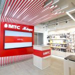 The Union of MTS and M. Video: retail together