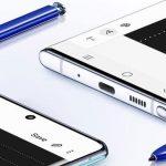 Samsung erklärte, warum Galaxy Note 10 3,5-mm-Kopfhöreranschluss abisoliert