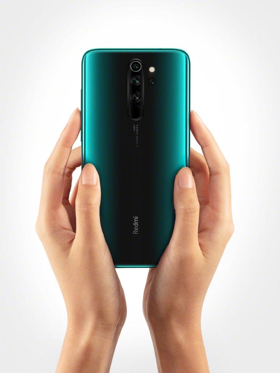 591404a05924d5262834aea81e4d5d37 - Redmi Note 8 Pro with 64MP camera gets MediaTek Helio G90T processor and 4500 mAh battery