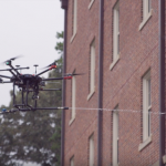 Instead of a work crew: Lucid drone will clean windows
