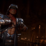 In Mortal Kombat 11 will add the Night Wolf: the developers showed the warrior in action