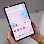"Review of Samsung Galaxy Tab S6: the most ""charged"" tablet on Android"