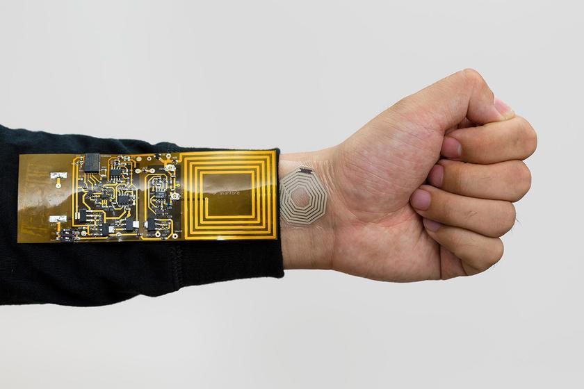 Resultado de imagem para sensores de saúde