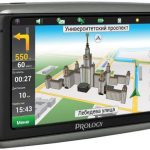 Low cost GPS navigators Prology iMap-4100 and iMap-5100 with 4.3 and 5-inch screens, respectively