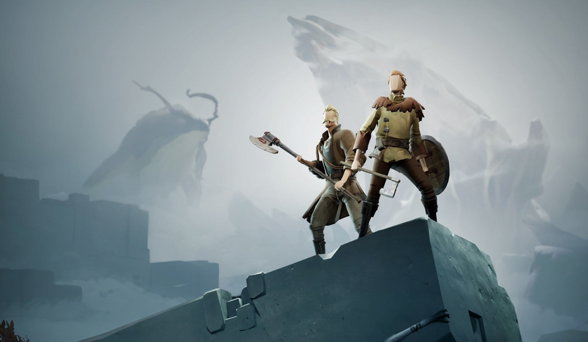 Time's Up, Epic Games: Ashen, Dark Souls-style action movie