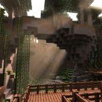 Nvidia ukazuje Minecraft s technologií sledování paprsků