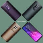 Neue Pressedarstellungen und Details zum Motorola One Zoom-Smartphone sind in das Netzwerk eingedrungen