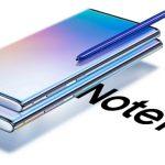 Де і коли дивитися презентацію Samsung Galaxy Note 10