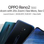 Oppo introduced smartphones Reno 2, Reno 2Z and Reno 2F with quad-cameras