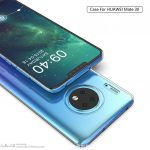 Tripophobia nightmare: renders of Huawei Mate 30 published