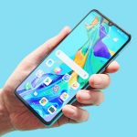 Huawei has patented the new design of Huawei P30