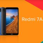 Redmi 7A отримав оновлення MIUI 10.2.7: портретний режим зйомки і функція AI Scene Detection