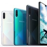 Samsung introduced the budget smartphones Galaxy A50s and Galaxy A30s