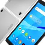 Lenovo führte die Tablets Tab M7 und Tab M8 mit Kids Mode 3.0 und einem Preis von 110 US-Dollar ein