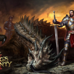 Now with the dragons: the announcement of Kings Bounty 2 - the continuation of the cult strategy for consoles and PC