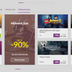 Polish generosity: GOG launched the sale of cool platformers with discounts up to -90%