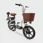 Xiaomi HIMO C16: an electric bike with a range of 55-75 km, a load capacity of 100 kg and a price tag of $ 283