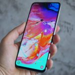 Source: Samsung Galaxy A70s will receive a 5000 mAh battery and a price tag in the region of $ 460