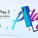 برنامج Honor Play 3: معالج Kirin 710 وشاشة مانعة للتسرب وبطارية سعة 4000 مللي أمبير وسعر 140 دولار
