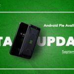 Xiaomi Black Shark gaming smartphone starts getting Android Pie update
