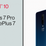 OnePlus has released a stable version of Android 10 with the OxygenOS 10 shell for OnePlus 7 and OnePlus 7 Pro