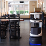 Bear Robotics Introduces Waiter Robots