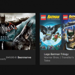Epic Games Store tarjoaa Batman Arkham Collection ja Lego Batman Trilogy - kuusi peliä Batmanista