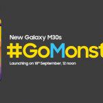 Samsung Galaxy M30s with a 6000 mAh battery and a 48 MP triple camera are announced on September 18