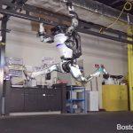 Робот Атлас від Boston Dynamics тепер може в гімнастику